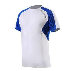 Футболка Noname Juno T-Shirts бел/синий