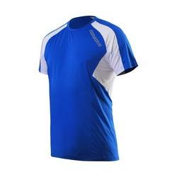 Футболка Noname Juno T-Shirts син/бел