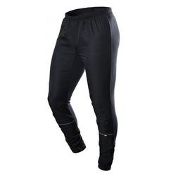 Брюки беговые NONAME Running pants,унисекс чёрный