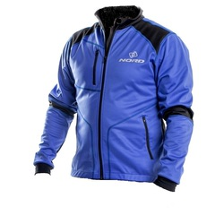 Разминочная куртка Nord WS синяя