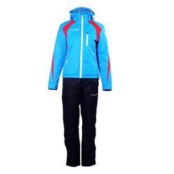 Утепленный костюм Nordski Jr Active голубой