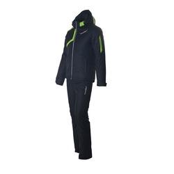 Утепленный костюм M Nordski Premium черн/зеленый