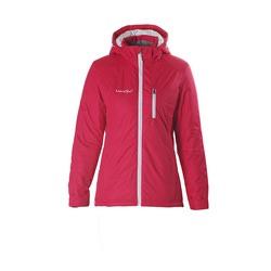 Утепленная куртка W Nordski розовая