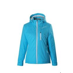 Утепленная куртка NordSki W Active женская голубая