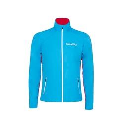 Куртка Тренировочная NordSki M Premium мужская Blue/Red