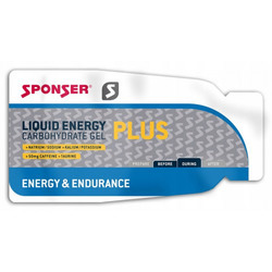 Гель Liquid Energy Plus Sponser 40г