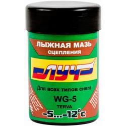 """Мазь лыжная """"Луч"""" простая WG-5 (-5-12)"""