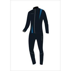 Разминочный костюм JR Nordski SoftShell черн/син