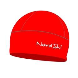 Шапка Nordski Active красная