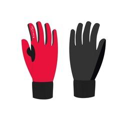Перчатки Nordski Warm WS красн