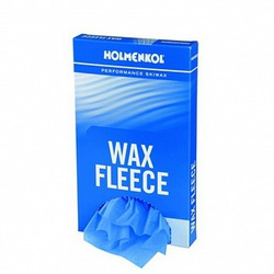 Салфетка HOLMENKOL Wax Fleece для смазки 100 шт.