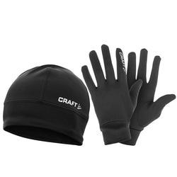 Комплект Craft Thermal шапка и перчатки