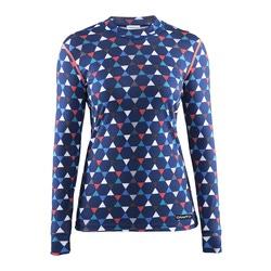 Термобелье Рубашка Craft W Mix&Match женская звезда