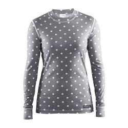 Термобелье Рубашка Craft W Mix&Match женская полька