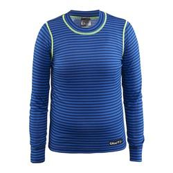 Рубашка термо Craft Mix&Match дет гл.син/желт