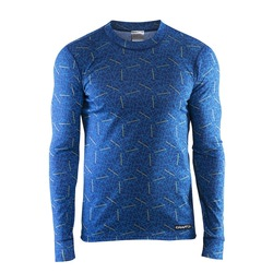 Термобелье Рубашка Craft M Mix&Match мужская синий