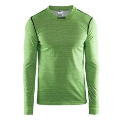 Термобелье Рубашка Craft M Mix&Match мужская салатовый