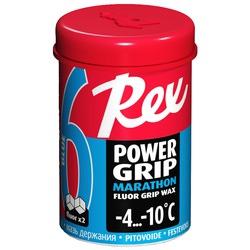 Мазь REX 61 Power Grip со фтором (-4..-10) 45г blue