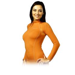 Рубашка Tecso высокое горло женская