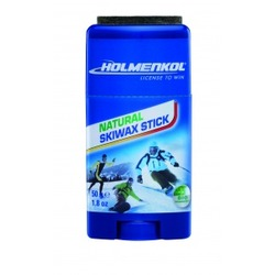 Парафин HOLMENKOL NATURAL SKIWAX STICK 50 г.