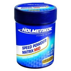 Порошок Holmenkol Matrix Speed MID (-2-10) 30г