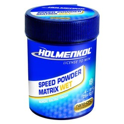 Порошок HOLMENKOL Matrix SpeedPowder WET (0..-4) 30г