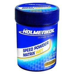 Порошок Holmenkol Matrix Speed WET (0-4) 30г