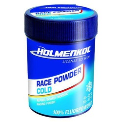 Порошок HOLMENCOL Race Powder Cold 30 г. (-8..-25)