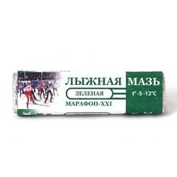 Мазь Марафон XXI (-5-12) зеленая