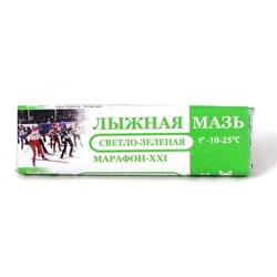 Мазь Марафон XXI (-10-25) зеленая 40г