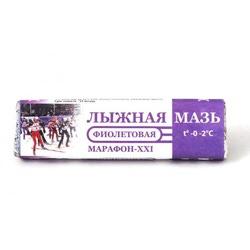 Мазь Марафон XXI (0-2) фиолетовая 40г