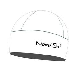 Шапка Nordski Active белая