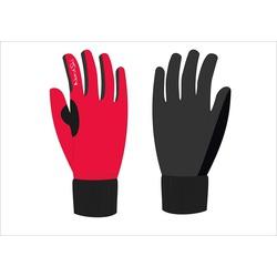 Перчатки NordSki Racing WS красный