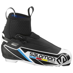Ботинки лыжные Salomon S/Lab Classic RC Carbon Prolink