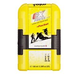 Жидкий парафин Toko ExpressWax (0-30) Pocket universal c аппликатором 100мл