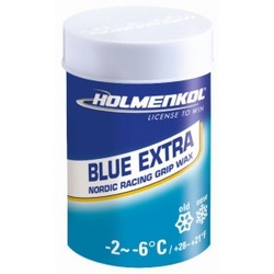 Мазь HOLMENKOL Blue Extra 45 г. (-2..-6) ®