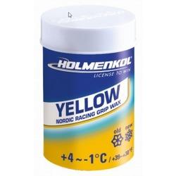 Мазь Holmenkol (+4-1) yellow 45г