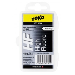 Парафин Toko HF Tribloc Base molibden 40г