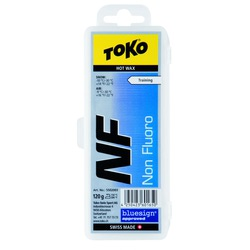 Парафин Toko NF Tribloc 120г синий (-10-30)