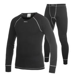 Термо Комплект Craft Warm 2-pack мужской чёрный
