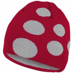 Шапка утеплённая Craft BIG LOGO красный