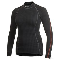 Термобелье Рубашка Craft W Pro Wool женская чёрный