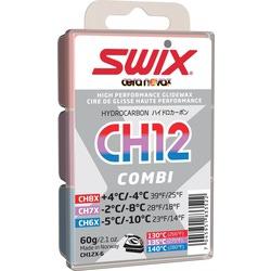 Парафин Swix CH 60г combi CH7X, CH8X, CH10X по 20г