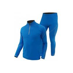 Комбинезон лыжный JR Nordski Active синий