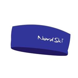 Повязка NordSki Active синий