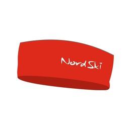 Повязка NordSki Active красный