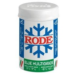 Мазь RODE Blue Multigrade 45г (-3-7)