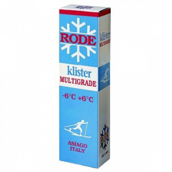 Мазь клистер RODE Multigrade (-6+6) 60 гр.