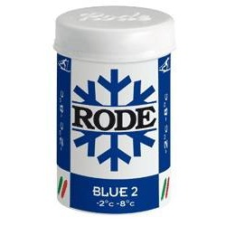 Мазь RODE (-2-8) blue super 45г