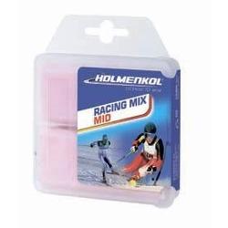 Парафин HOLMENCOL RacingMixMid высокофтор. 2*35 г. (-4..-10)